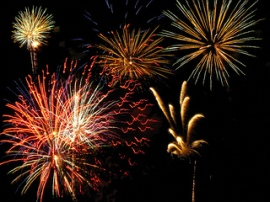 Fireworks by Melissa Bowersock