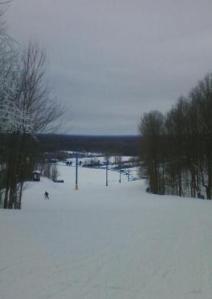 SJ's home hill