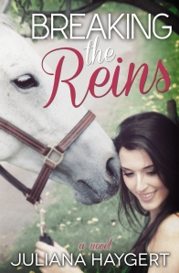Breaking the Reins cover - click to see on Goodreads
