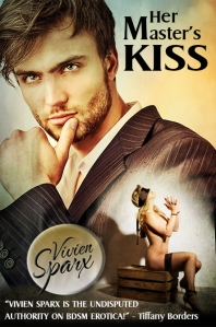 Her Master's Kiss cover - click to see on Goodreads