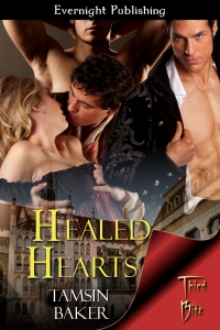Healed Hearts cover - click to see on Goodreads