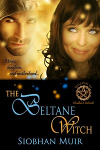 The Beltane Witch cover - click to see on Goodreads