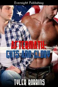 Aftermath Guts and Glory cover - click to see on Goodreads