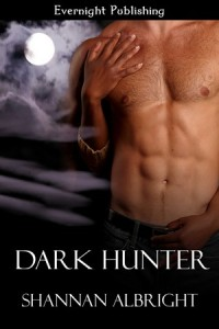 Dark Hunter cover - click to see on Goodreads