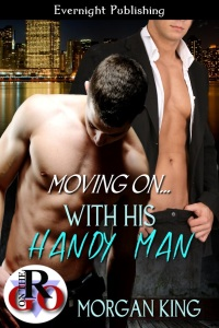 Moving on With His Handy Man cover - click to see on Goodreads