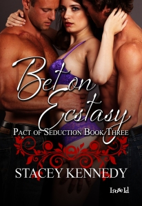 Bet on Ecstasy cover - click to see on Goodreads