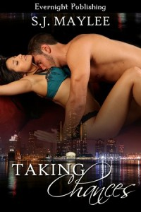 TAKING CHANCES cover - click to see at Evernight Publishing