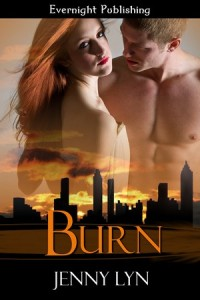 Burn cover - click to see on Goodreads