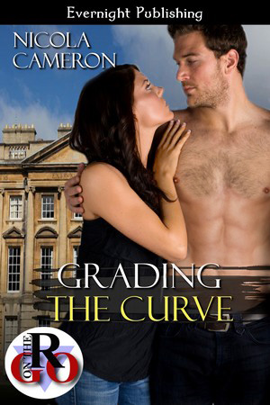 Grading the Curve cover - click to see on Goodreads