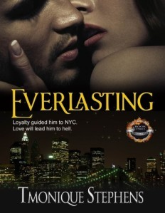 Everlasting cover - click to see on Goodreads