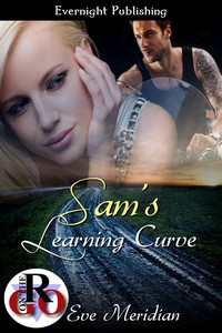Sam's Learning Curve cover - click to see on Goodreads