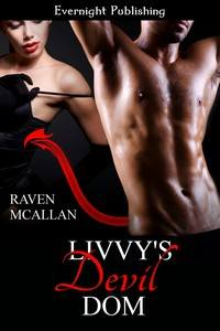 Livvys Devil Dom cover - click to see on Goodreads