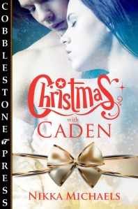 ChristmasWithCaden cover - click to see on Goodreads