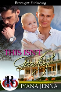 This Isn't Goodbye cover - click to see on Goodreads