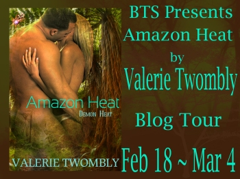 Amazon Heat Blog Tour Banner