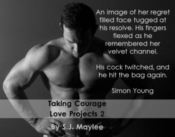 Taking Courage - Jake