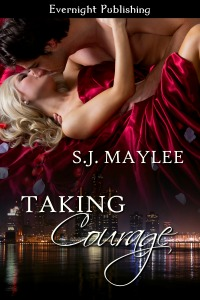 click to see TAKING COURAGE on Amazon