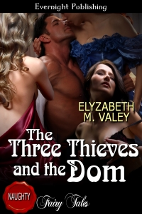 The Three Thieves and the Dom cover
