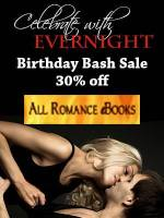 30% OFF all Evernight eBooks though October 20th!