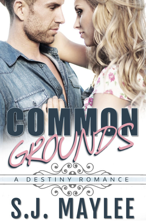 Common Grounds by S.J. Maylee - cover