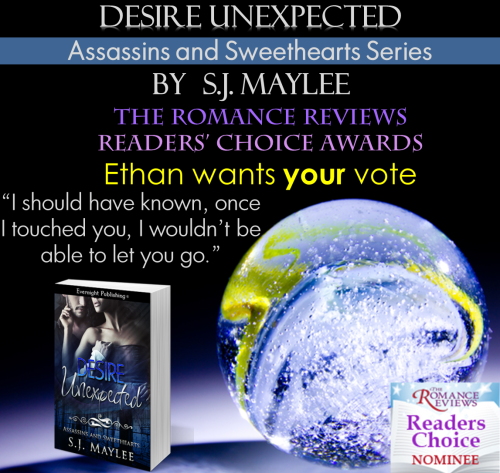 Click to vote for Desire Unexpected at the TRR Readers Choice Awards