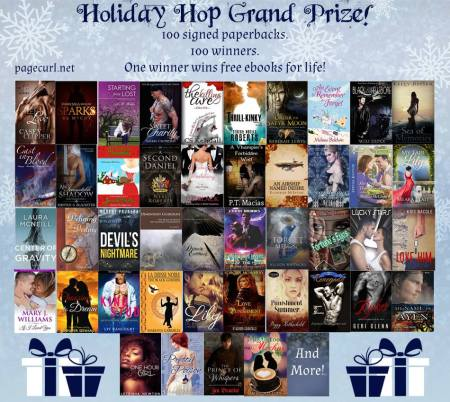 Holiday Hop Grand Prize Graphic