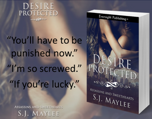 Desire Protected Teaser 3