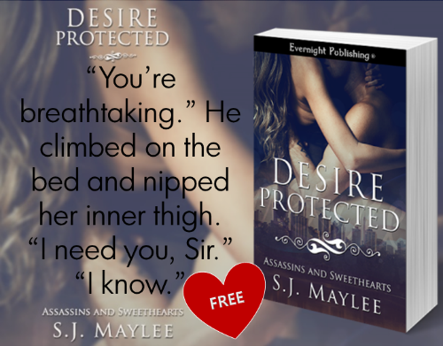 Desire Protected Teaser 2