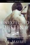 Unexpected Destiny by S.J. Maylee 400x600